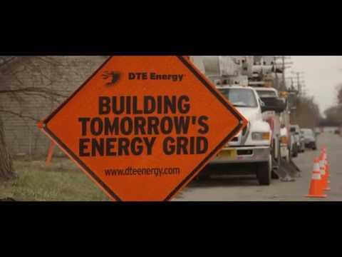 DTE energy grid modernization