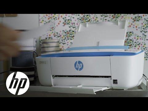 Mobile Print Simple Set Up (iOS) | HP Smart App | HP