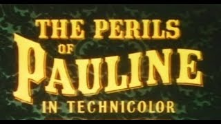 Biography, Comedy Movie - The Perils of Pauline (1947)