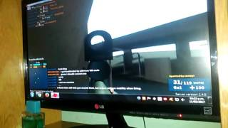 Playing roblox with my cousin [Agustin axb]