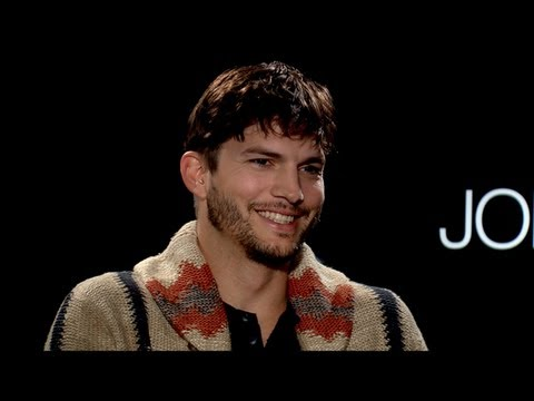 JOBS Interview: Ashton Kutcher and Josh Gad