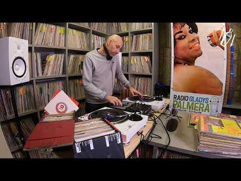 DJ FORMAT - Gladys Freestyle (45 rpm session)