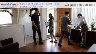 Super Saturday Rbid Tour Of Home - 11040 Emery St El Monte California 91731