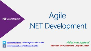 Agile .NET Development