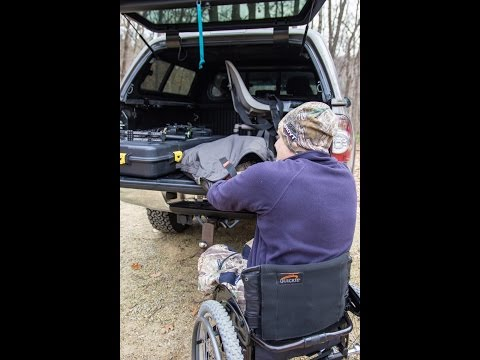 Hunting Stand & Blind Options for Physically Challenged Hunters