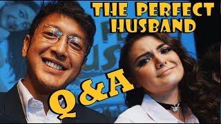 Video QnA Rahasia Amanda Rawles & Dimas Anggara saat shooting THE PERFECT HUSBAND download MP3, 3GP, MP4, WEBM, AVI, FLV Mei 2018