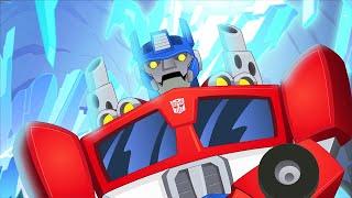 רובוטריקים: שינוי הילוכים