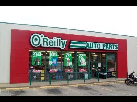 Orally Auto Part Near Me >> O Reilly Auto Parts Walk Around How Their The Tool Distributer Of Auto Parts Store S