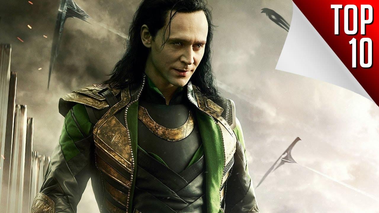 Tom Hiddleston Movies - Top 10 Performances - YouTube