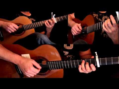 Avicii - The Days - Fingerstyle Guitar