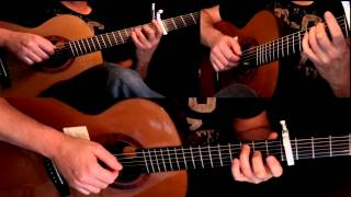 Avicii - The Days - Fingerstyle Guitar Mp3