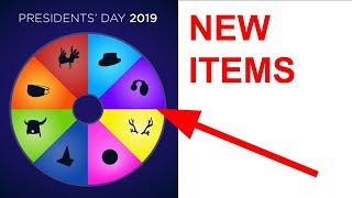 ROBLOX PRESIDENTS DAY SALE 2019 BLOG POST (NEW ITEMS)