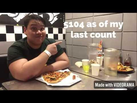 Zarkman versus Yellow Cab Unli Pizza!