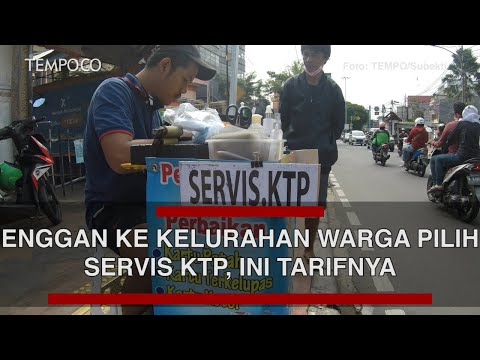 Layanan e-KTP Dibuka from YouTube · Duration:  8 minutes 30 seconds