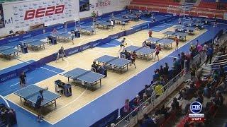 Всероссийский турнир по настольному теннису