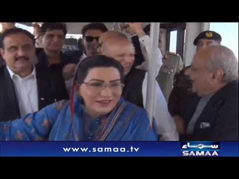 Exclusive Video Imran Khan, Sidhu & Sunny Deol Kartarpur Bus Tour | SAMAA TV | 9 November 2019