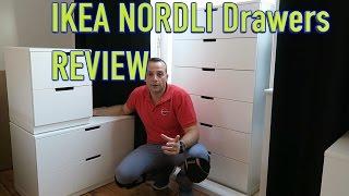 Ikea Nordli Drawers Review