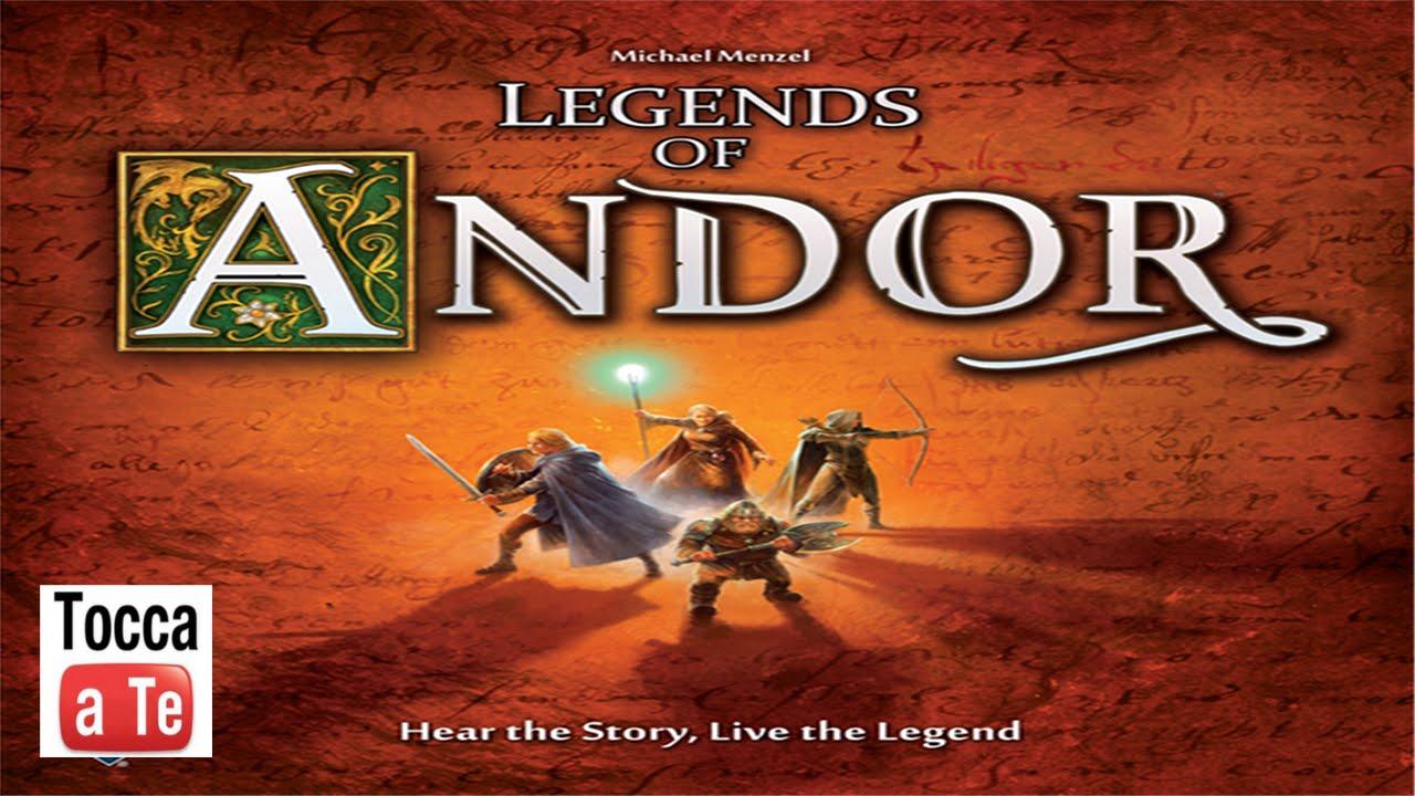 Download Tocca a te 033 - Le Leggende di Andor