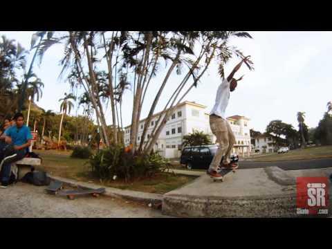 Skate Panama - Birria en el Administration Building | Skate Rojo