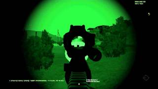 ArmA II: Large Night Operation with the 7th Cav