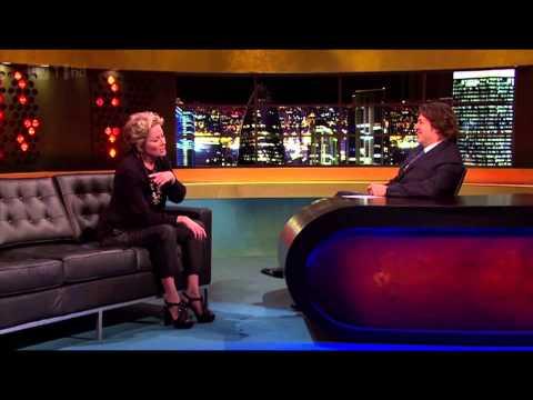 Emma Thompson on The Jonathn Ross  Jan 2012