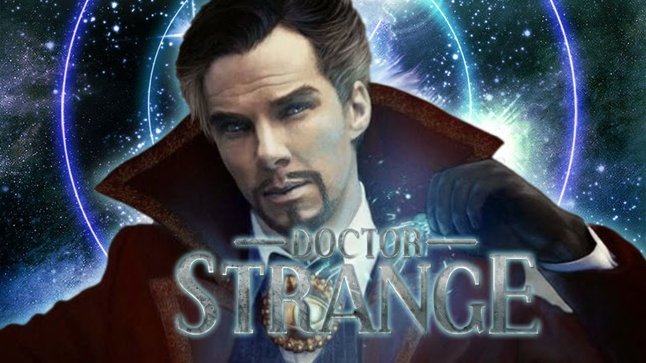 Doctor Strange Marvel Movie Wallpapers Widescreen Cinema: Benedict Cumberbatch Nears Deal To Play DOCTOR STRANGE