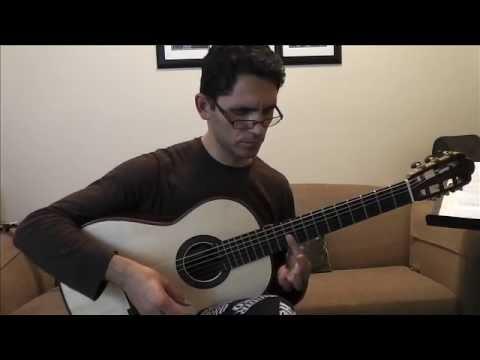 Cordoba MASTER SERIES Classical Guitar TORRES - Capricho Arabe