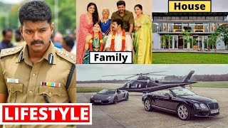 Actor Vijay Lifestyle 2020, Wife, Income, House, Cars, Family, Biography, Movies & Net Worth