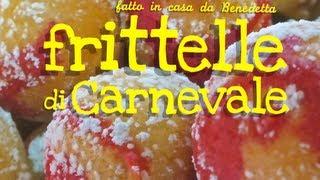 FRITTELLE FATTE IN CASA DA BENEDETTA