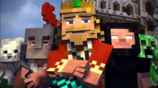 """Fallen Kingdom"" - A Minecraft Parody of Coldplay"