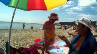 Поездка на море в Архипо-Осиповку в июне 2015(Поездка в Архипо-Осиповку с 12 по 14 июня 2015 года оказалась весьма удачной, разве что пробки Джубга-Архипо-Оси..., 2015-06-16T21:24:48.000Z)