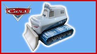 Yeti   Chuki   Disney Pixar Cars   Toy Unboxing