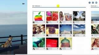 Instagram App for Windows 8 (InstaPic)
