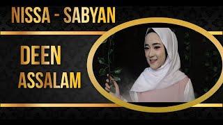 Download lagu LIRIK Deen Assalam | Nisa Sabyan 2018