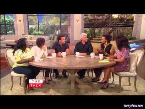 David James Elliott on CBS The Talk