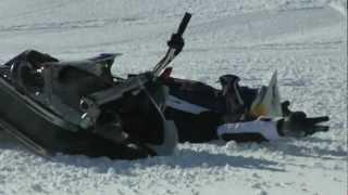 BMW G 450 X snowcat