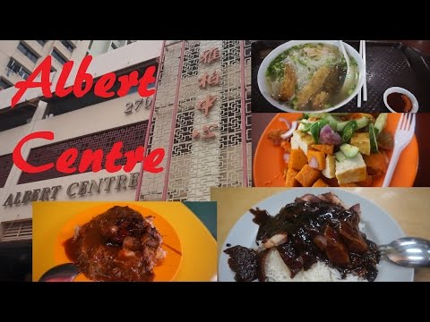 Albert Centre. Siraj Indian Rojak, Bai Nian, New Rong Liang Ge & Eleven Finger Curry Rice
