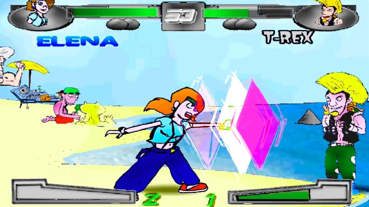 2d fighting game maker free download