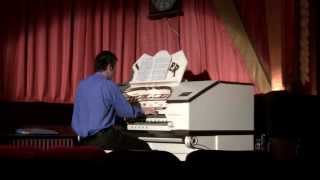 Drifting and Dreaming - Royalty Cinema, Bowness-on-Windermere (Wurlitzer organ)