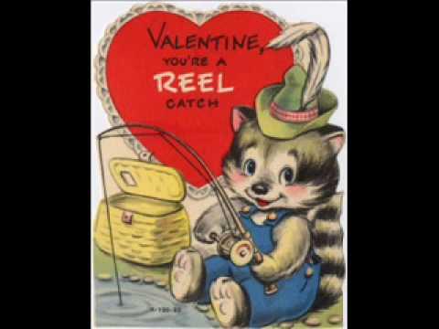 Vintage Greeting Card Images Valentine Vol