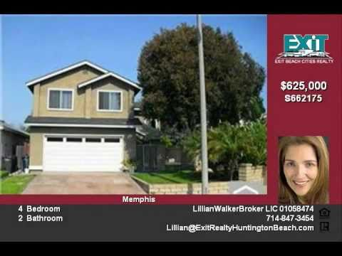 Huntington Beach Ca 92649 Homes For Sale-1302 Lakeside Ln Huntington Beach CA