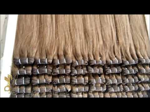 colored hair weft 1 wholesale