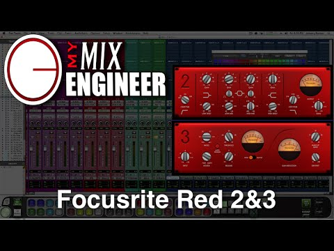 Focusrite Red 2&3 Review