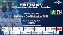 hockeyliga.live - BWK vs. GTHGC - 2. Feldhockeybundesliga - 23.06.2019 14.00 h