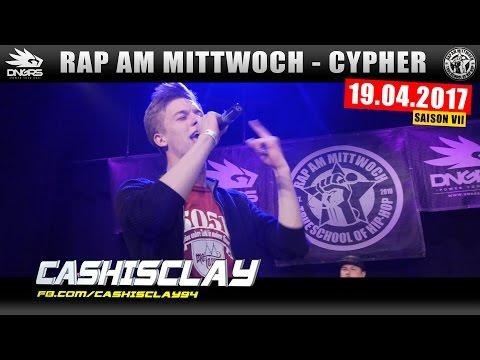 RAP AM MITTWOCH KÖLN: 19.04.17 Die Cypher feat. CASHISCLAY uvm. (1/4)