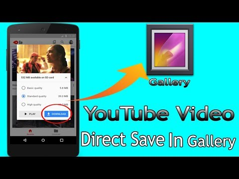 How To Download YouTube Video | How To Download YouTube Videos on Android | 2019 | Urdu Guideline
