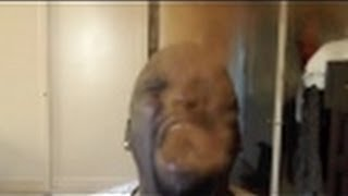 """""""The Cinnamon Challenge epic fail,did u see the demon in the closet """"."""