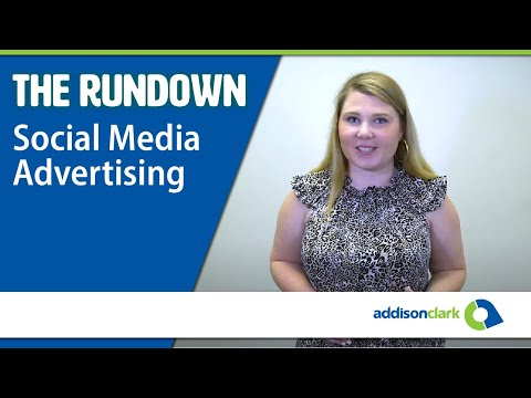 The Rundown: Social Media Advertising