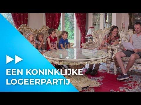 Van RIJTJESHUIS naar KONINKLIJK PALEIS | Steenrijk, Straatarm
