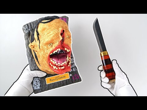 """The WEIRDEST Collector's Edition in 2019... Unboxing RAGE 2 """"Ruckus"""" Talking Head"""